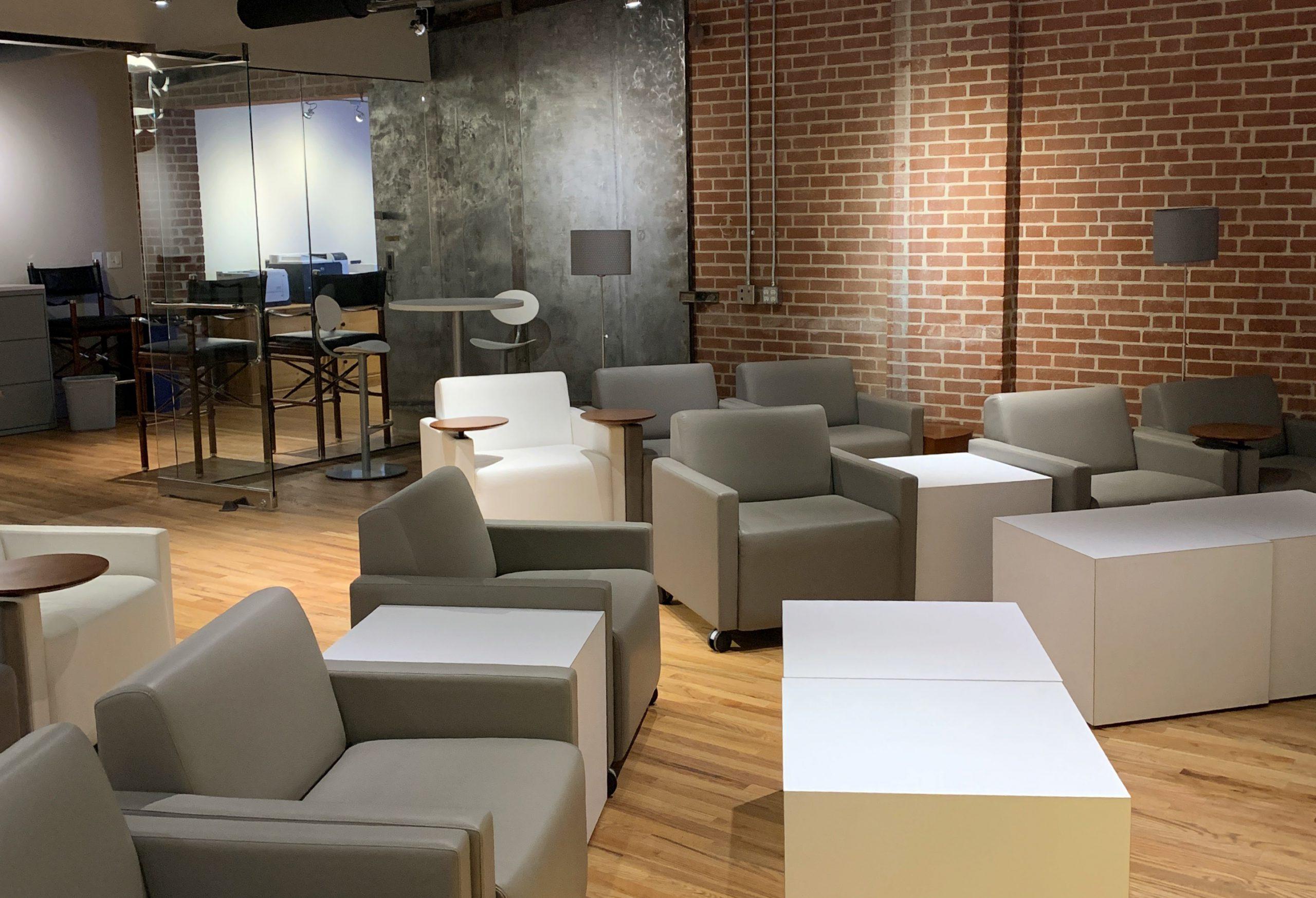 Fishbowl Meeting room