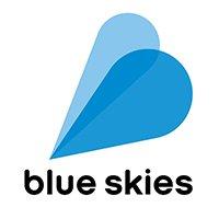 Blue Skies logo