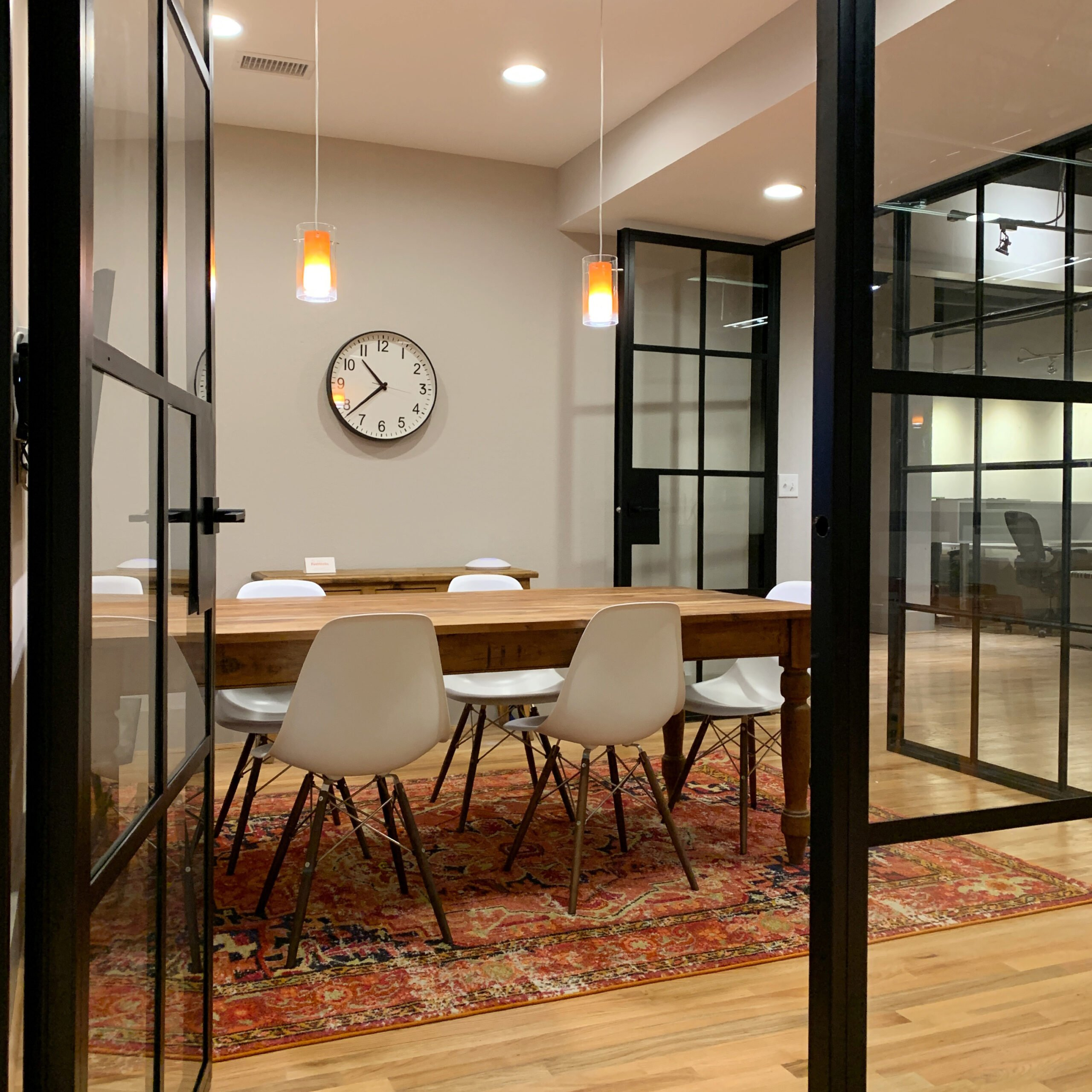FireWorks Meeting Room